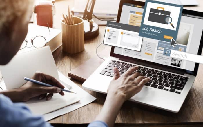 Online-Stellenbörse © Rawpixel.com/Shutterstock.com