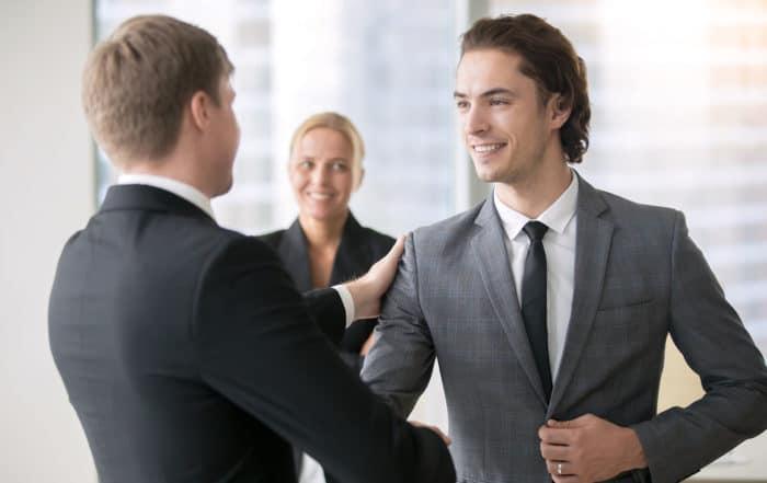 Mitarbeitersuche © fizkes/Shutterstock.com